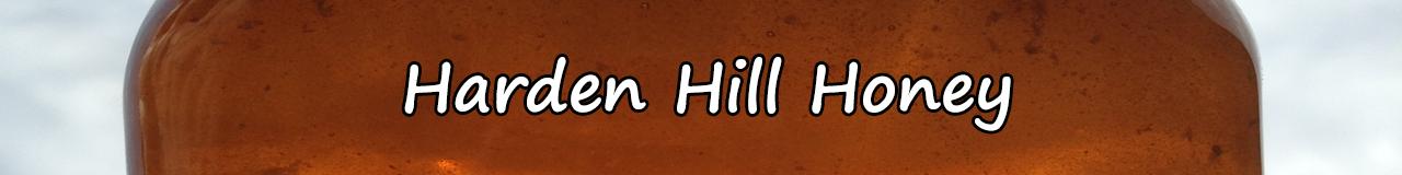 Harden Hill Honey